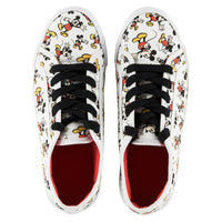 Mickey Canvas Shoes