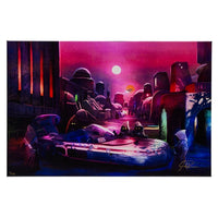 Sell Your Speeder Canvas Wrap by Payne