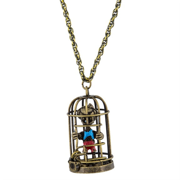 Pinocchio Necklace
