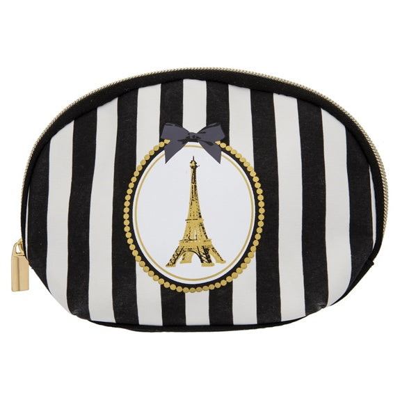 Paris Eiffel Tower Cosmetic Bag