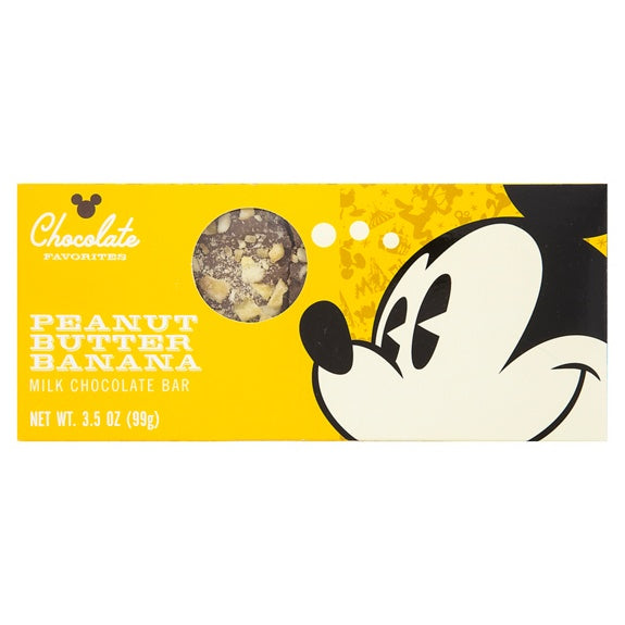Mickey Peanut Butter Banana Bar 3.5 oz