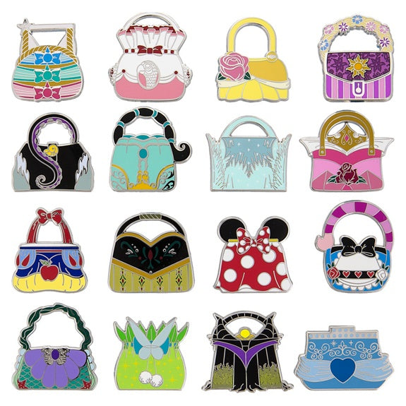 Disney Handbag Mini Mystery Pins