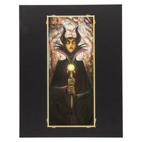 Glorious Maleficent Print by Wilson