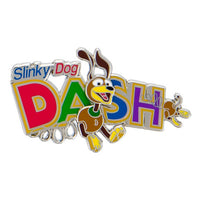 Toy Story Land Slinky Dog Dash Pin