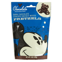 Mickey Chocolate Mickey Pretzels 6 oz
