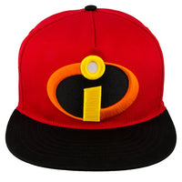 The Incredibles Logo Baseball Cap – Mickey Monthly d47999df38c