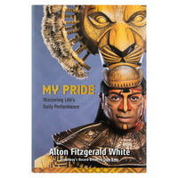 Broadway The Lion King My Pride Book