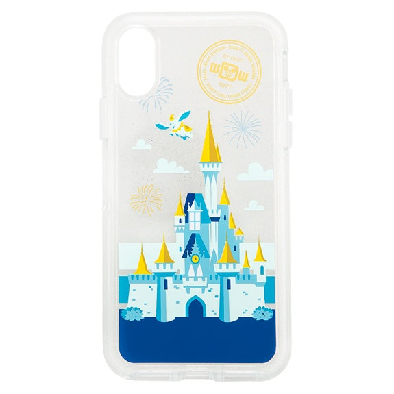 Walt Disney World iPhone X by OtterBox