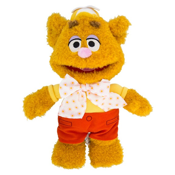 Muppets Baby Fozzie the Bear Plush 13""
