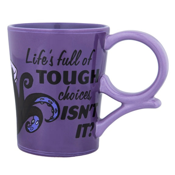 Ursula Tough Choices Mug