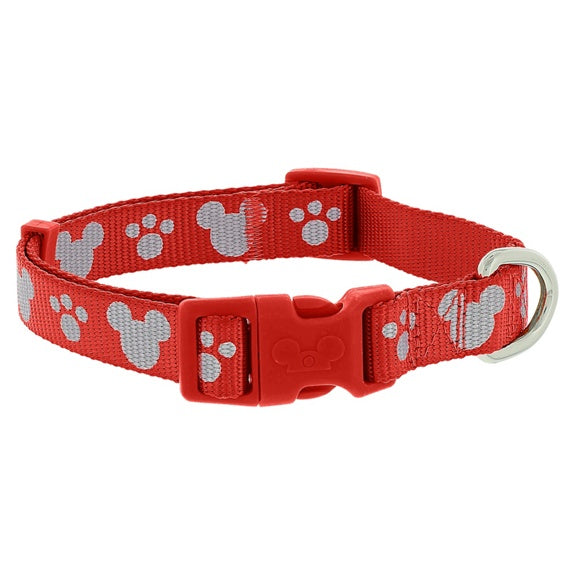 Mickey Reflective Pet Collar