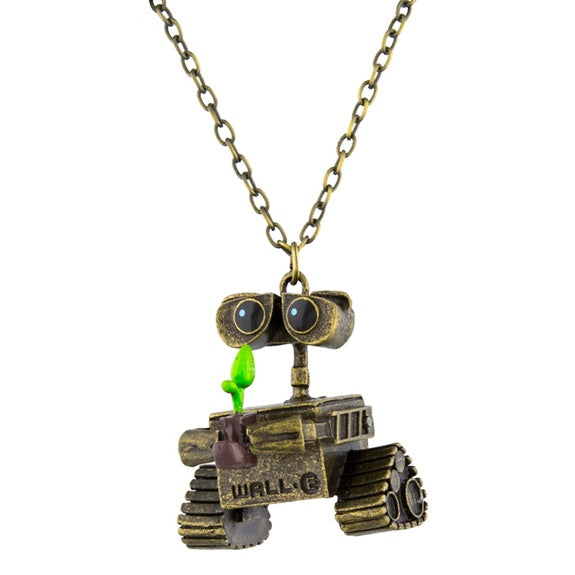 Wall-E Necklace