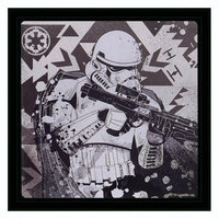 Star Wars Stormtrooper Metal Print