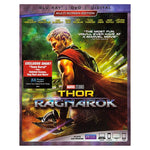 Marvel Thor Ragnarok Blu-ray DVD Digital