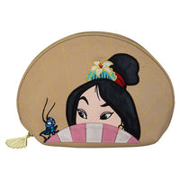 Mulan Cosmetic Bag by Danielle Nicole