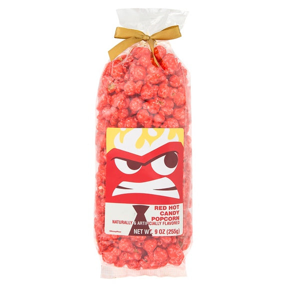 Inside Out Red Hot Candy Popcorn
