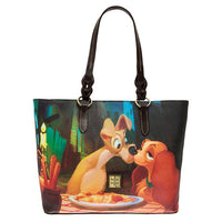 Lady & The Tramp Tote by Dooney & Bourke