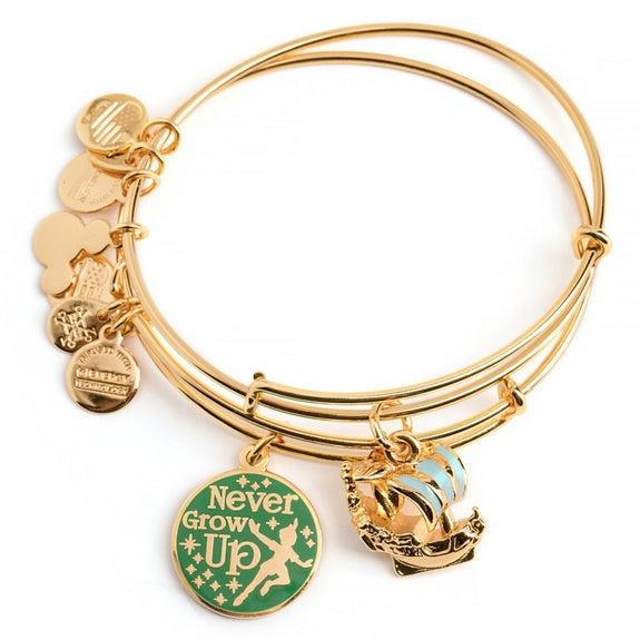 Peter Pan Bangle Set by Alex & Ani