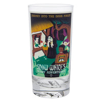 Snow White's Scary Adventure Glass