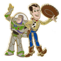 Toy Story Buzz & Woody Pin