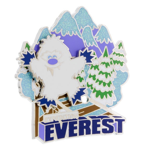 Expedition Everest Yeti Cutie Pin