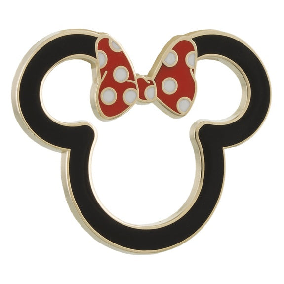 Minnie Icon Pin