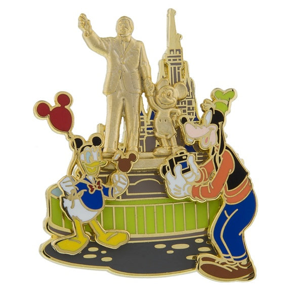 Donald & Goofy Partners Pin