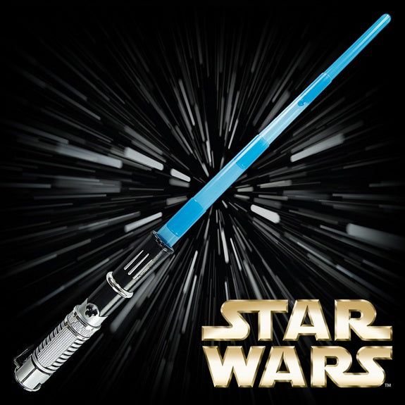 Toy Star Wars Jedi Mickey Lightsaber