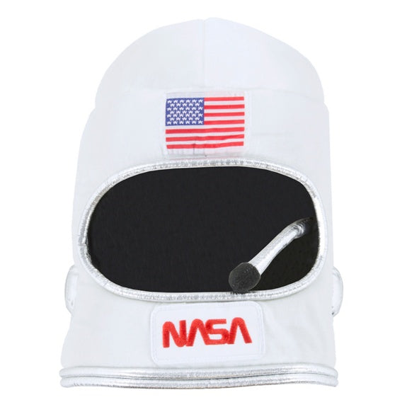 NASA Astronaut Helmet Novelty Hat