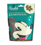 Disney Parks Mickey Cocoa Dusted Almonds 7oz