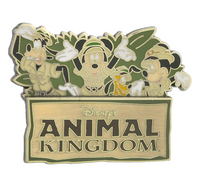 Disney's Animal Kingdom Character Pin