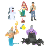 Disney's The Little Mermaid Figurine Set