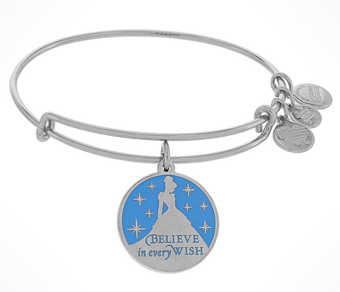 Believe in Every Wish Bangle by Alex & Ani