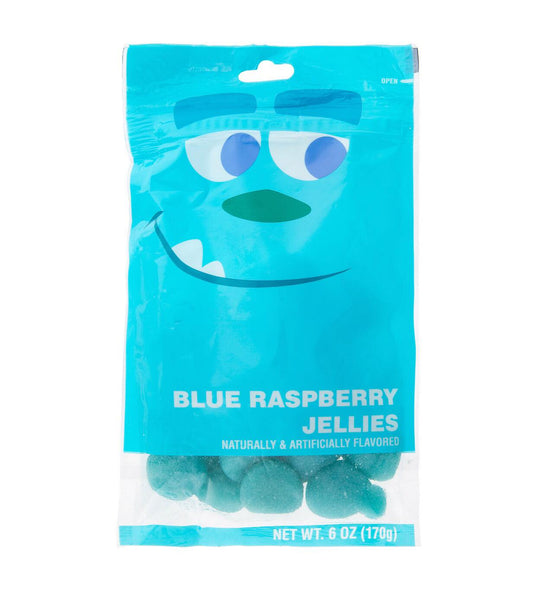 Disney Parks Blue Raspberry Jellies-Sully From Monsters Inc