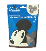 Disney Parks  Mickey Dark Chocolate Nonpareils