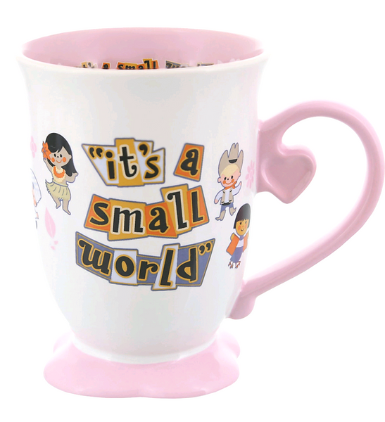 Disney Parks It's A Small World Mug