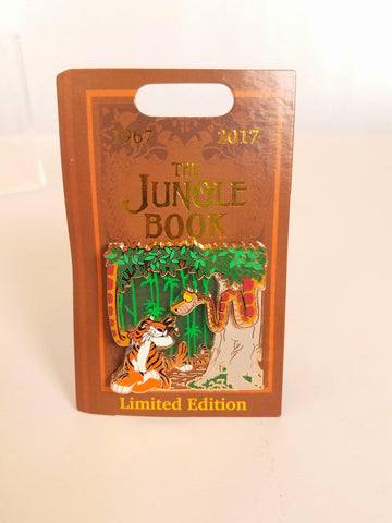 Disney's Limited Edition The Jungle Book Pin