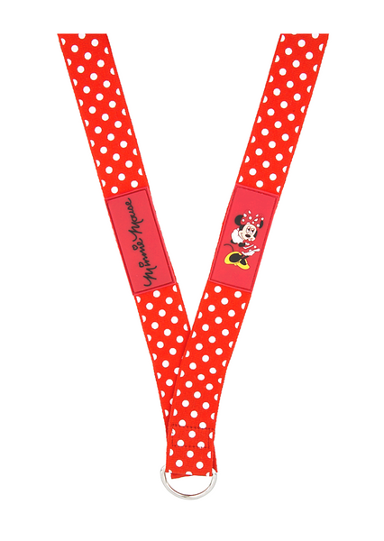 Disney's Minnie Mouse Lanyard
