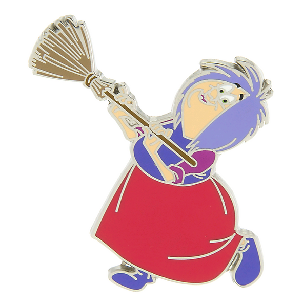 Disney's Mad Madam Mim Pin