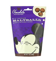 Disney Parks Mickey Chocolate Malt Balls