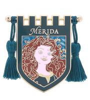 Disney's Merida Banner Tassel Pin
