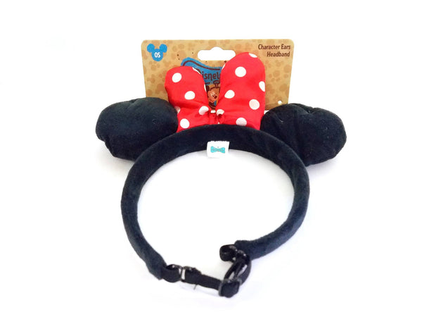 Minnie Mouse Ears for Dogs