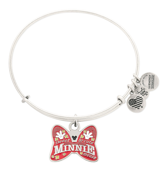 I Am Minnie Bangle by Alex & Ani