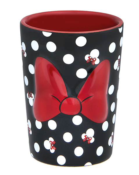 Disney Parks Minnie Small Glass