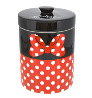Disney Minnie Mouse Colorful Kitchen Canister