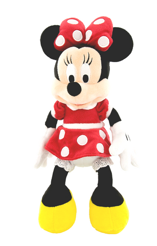 Disney Parks Minnie Mouse Plush 22""