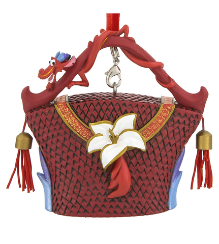 Disney's Mushu Handbag Ornament