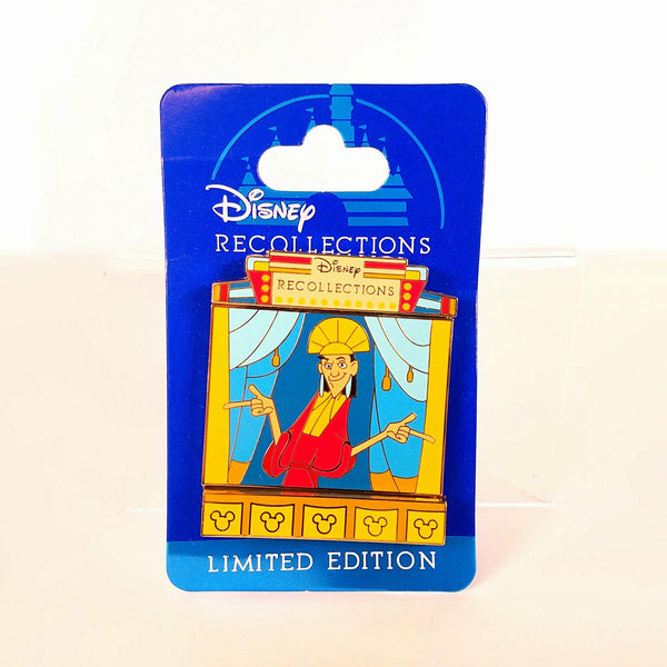 Disney's Limited Edition The Emperor's New Groove Pin