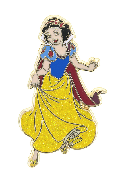 Disney's Snow White Glitter Pin