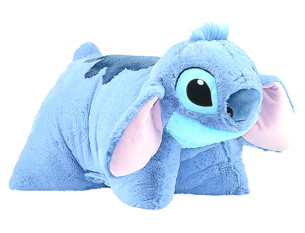 Disney Parks Stitch Pillow Plush 20""